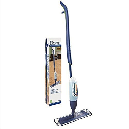 Bona Hardwood Non-toxic Floor Spray Mop No gummy or dulling residue , Includes 28.75 Oz. Cartridge (Mop Broom Combo compare prices)