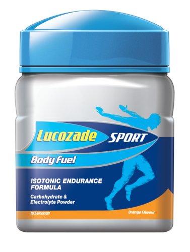 Lucozade Sport Body Fuel Orange 390g 10 Servings