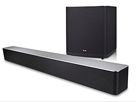 LG HS9 Smart Hi-Fi Wireless Soundbar met Subwoofer