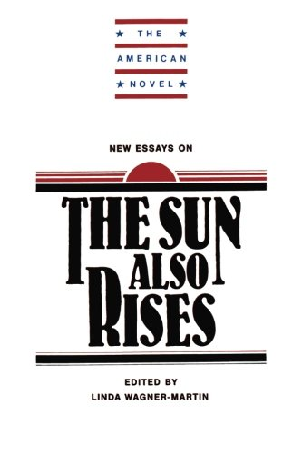 the sun also rises thesis