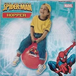 Ball Bounce and Sport New Ultimate Spiderman Hopper