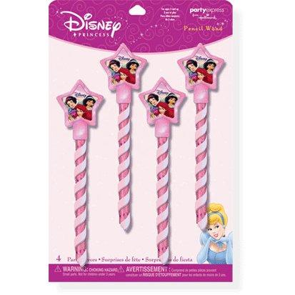 Disney Princess Pencils 4ct - 1