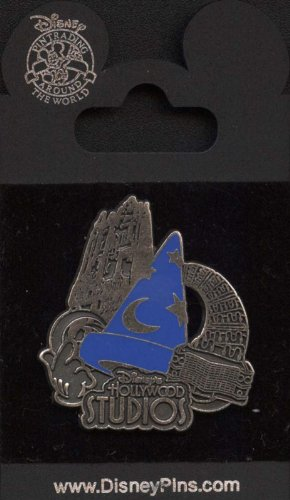 Disney Pin - Theme Park Icons - Disney's Hollywood Studios - Pin 60682