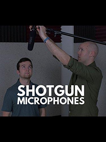 Audio Recording Tips - Shotgun Microphones
