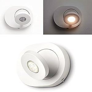 Philips Ledino Scope Spotlight Ceiling Light White (Integrated 3 x 7.5 Watts LED Bulb) from Philips Consumer Lighting