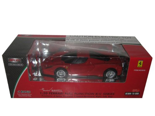 For Sale Remote Control Ferrari Enzo Red 1/20 RC Car  Best Offer