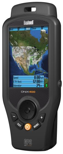 Bushnell Onix400 Waterproof Hiking GPS