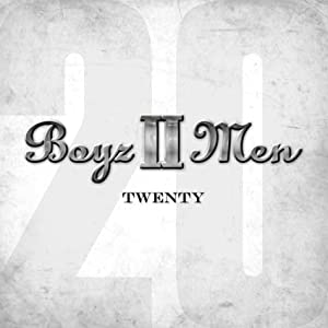 Boyz II Men Twenty LIMITED EDITION 2 CD Featuring Greatest Hits Plus 12 Brand New Songs