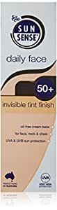 SunSense Daily Face SPF50+ Invisible Tint Finish Sunscreen - 75 g