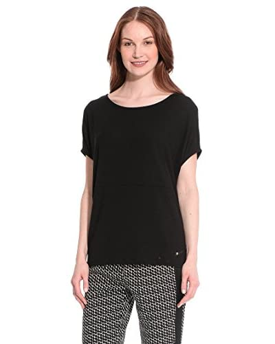 Tèr de Caractère T-Shirt Manica Corta  Nero IT 42