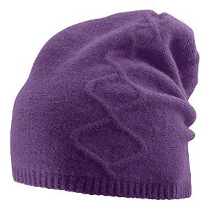 Salomon berretto Beanie Fall, Cosmic Purple, Uni, L37580200