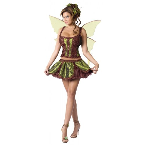 Enchanting Fairy Costume - X-Small - Dress Size 2-4