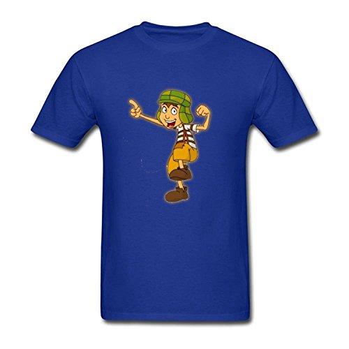 Mens El Chavo del 8 Don Ramon Short Sleeves T shirt
