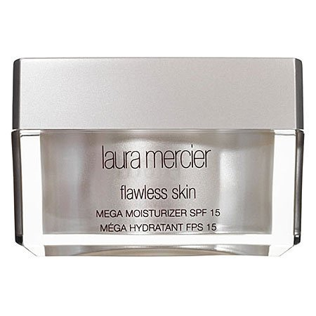 Laura Mercier Flawless Skin Mega Moisturizer SPF 15 - Normal/Combination Skin 1.7 oz laura mercier second skin cheek colour peach wisper цвет peach wisper