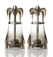 2 Napoli Tinted Condiment Set