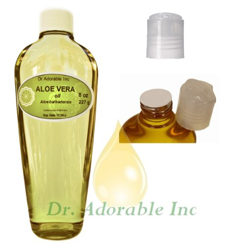 Aloe Vera Oil Area Of Outstanding Natural Beauty 8 Oz front-735667
