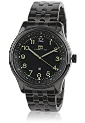 Tommy Hilfiger Analog Black Dial Mens Watch - TH1710307/D
