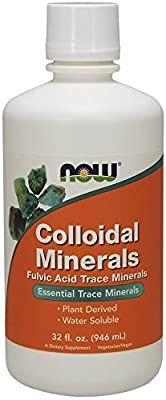 Colloidal Minerals Original, 32 ounce by now