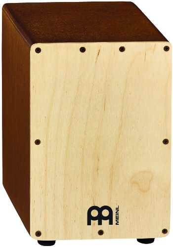 Meinl Percussion Scaj1Lb-Nt Mini Cajon, Birch Wood