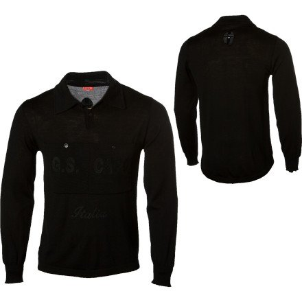 Buy Low Price Capo Heritage Merino Polo Shirt – Long-Sleeve – Men's (B004L4D062)