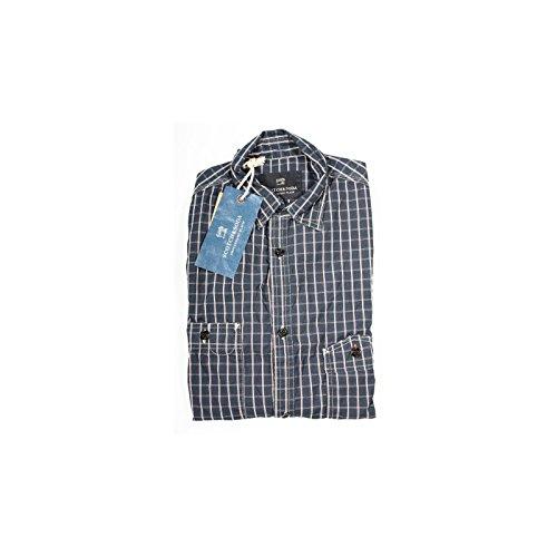 camicia SCOTCH & SODA DENIMS ADVOCATE camicie uomo shirt men 35632 [M]