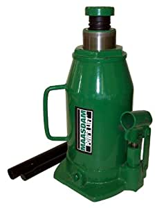 Maasdam MPL20B Bottle Jack, 20 Ton, Green