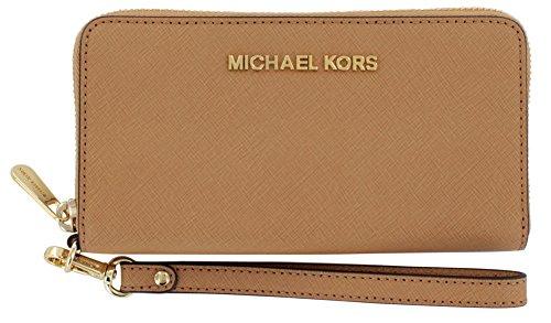 Michael Kors Jet Set Women's Travel Large Coin Wallet