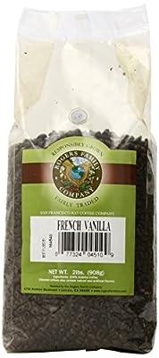 Rogers Family Company Whole Bean Coffee, French Vanilla, 32 Ounce
