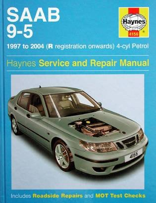 saab-9-5-1997-2004-4-cyl-petrolservice-and-repair-manual-n-4156