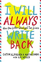 How One Letter Changed Two Lives I Will…