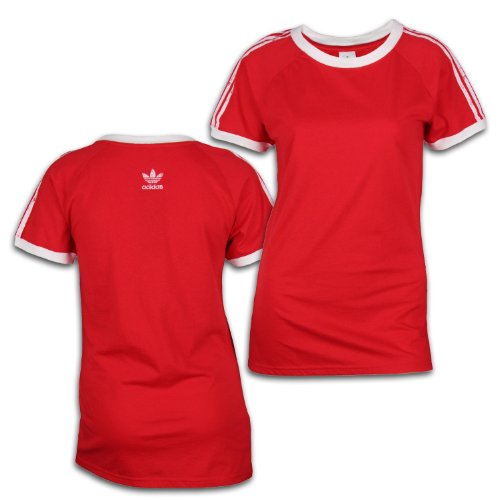Adidas womens vintage graphics ringer t shirt for Adidas ringer t shirt