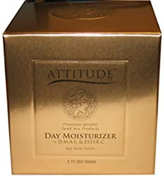 Day Moisturizer + Ester C + Dmae by Attitude Line