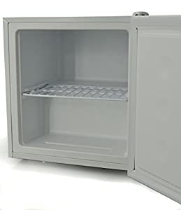 Capital CT40W - 40 Litre Compact Counter Table Top Mini Freezer - White - Free Next Day Delivery