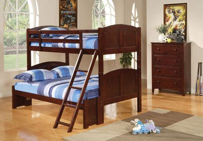 Union Square Parker Twin over Full Bunk Bed