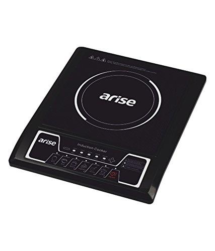 Arise Induction Cooktop Aura-Push Button
