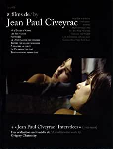 Coffret Jean Paul Civeyrac 3 DVD (Inclus 1 CD-Rom + Livret)