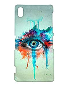 Crackndeal Back Cover for Sony Xperia Z2