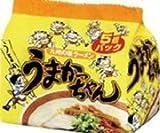 ハウス食品 九州の味 うまかっちゃん 5食入り
