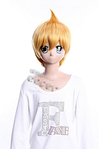 13-inch-lacefront-half-wig-shine-brown-wig-of-magi-alibaba-cute-style-party-wig-for-men-for-women