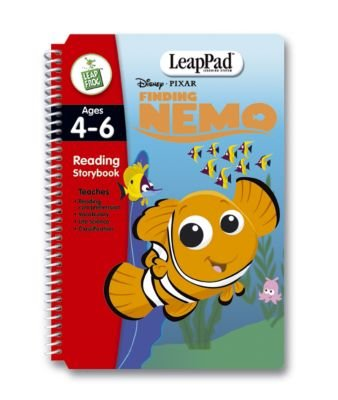 LeapPad - Leap 1 - Preschool-Grade 1 - Reading - Finding Nemo