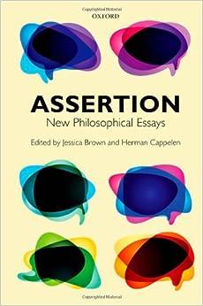 use assertion essay