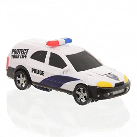 Robot transformable - Police