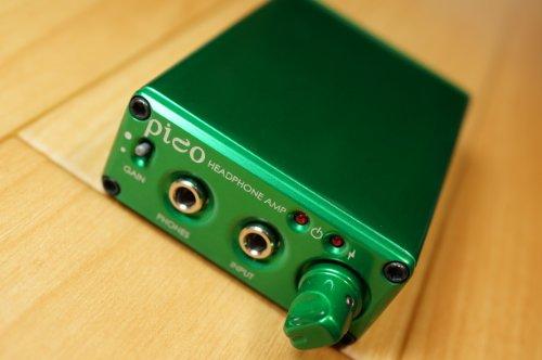 Headamp Pico Usb Dac(Digital Analog Converter)/Amp Portable Headphone Amp Green