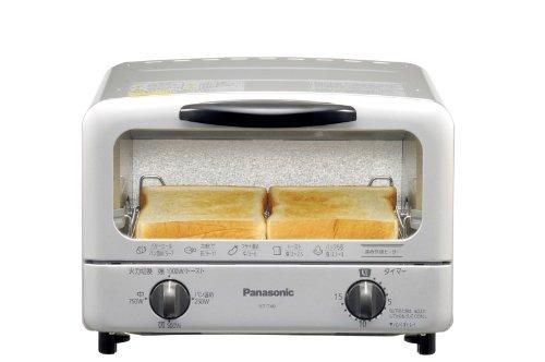 パナソニック オーブントースター シルバー NT-T40-S