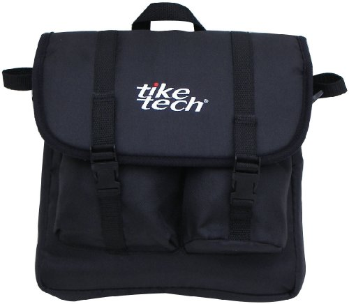 Tike Tech Mini Snack & Pack Stroller Bag, Black