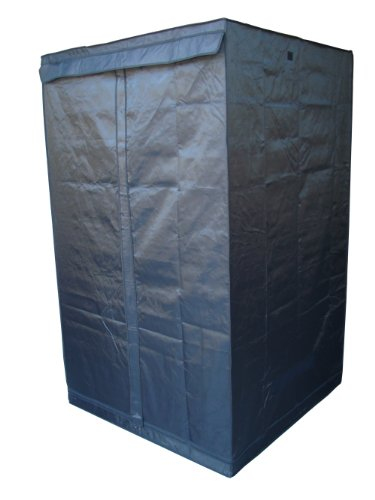 Quality Portable Grow Tent Green Room Bud Room 120cm x 120cm x 200cm for Gardening Hydroponic