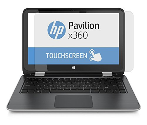 Find Discount PcProfessional Screen Protector for HP Pavilion x360 2-in-1 13.3 Touch Screen High Cl...