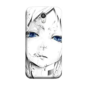 iShell Premium Printed Mobile Back Case Cover With Full protection For Moto G2 (Designer Case)