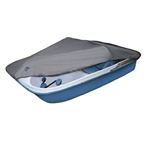 Buy Classic Accessories Pedal Boat Cover, Grey Athletics, Exercise, Workout, Sport, Fitness by Athletics & Exercise