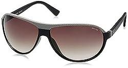 Police Gradient Aviator Men's Sunglasses (S1857V6696TSG 66 Smoke Gradient lens)